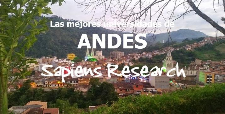 Las mejores universidades de Andes