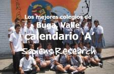 Los mejores colegios de Buga, Valle calendario 'A'