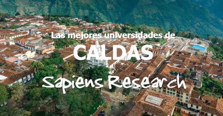 Las mejores universidades de Caldas