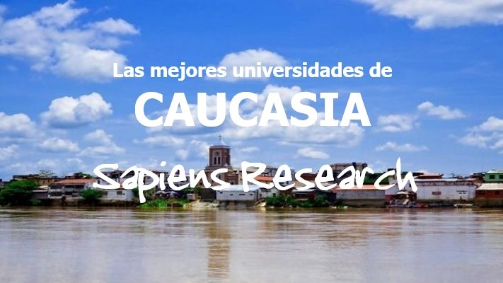Las mejores universidades de Caucasia