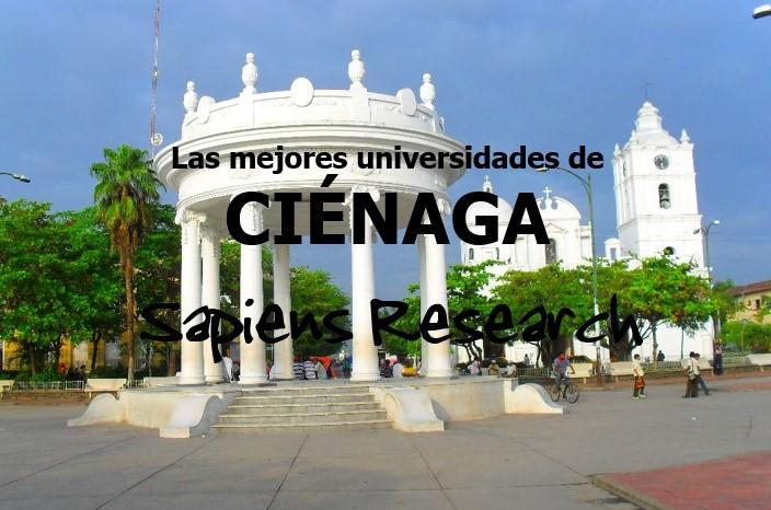 Las mejores universidades de Ciénaga
