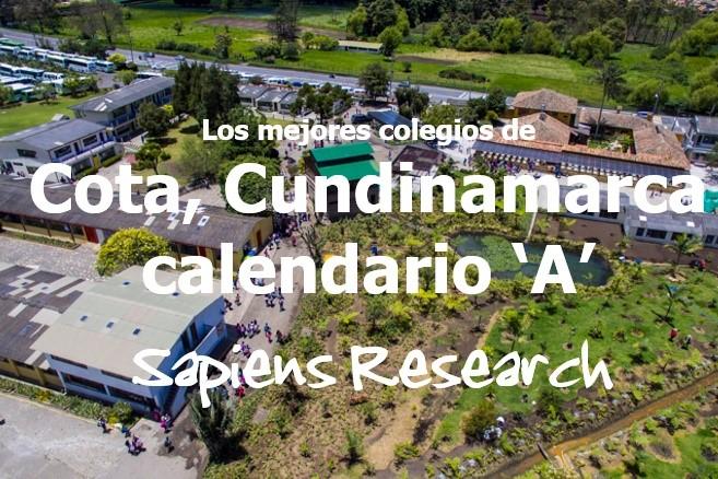 Los mejores colegios de Cota, Cundinamarca 'A'