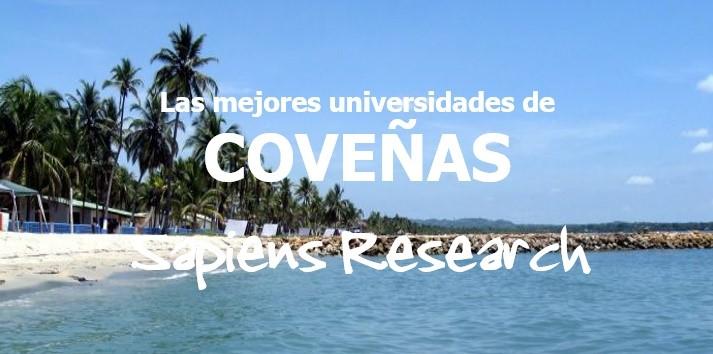 Las mejores universidades de Coveñas