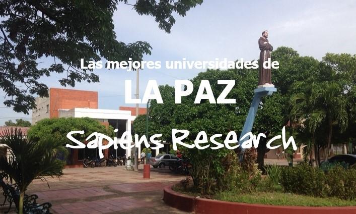 Las mejores universidades de La Paz