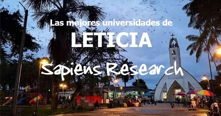 Las mejores universidades de Leticia