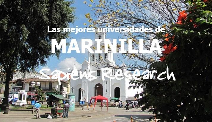Las mejores universidades de Marinilla
