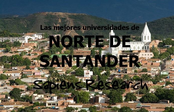 Las mejores universidades de Norte de Santander