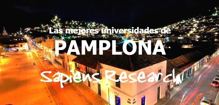 Las mejores universidades de Pamplona