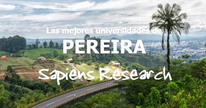 Las mejores universidades de Pereira