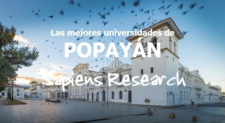 Las mejores universidades de Popayán