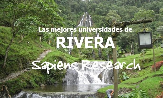 Las mejores universidades de Rivera
