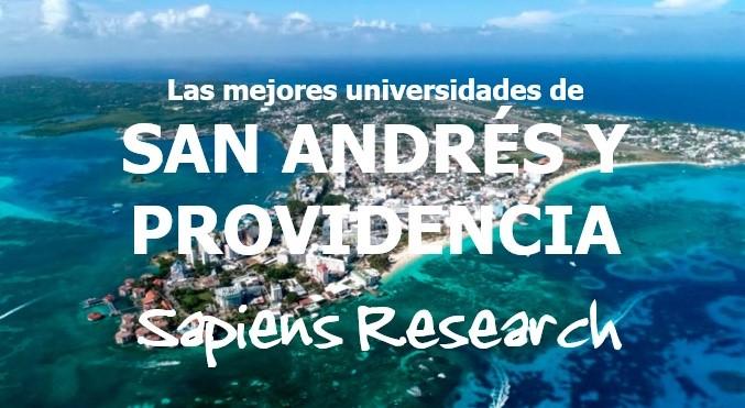 Las mejores universidades de San Andrés y Providencia