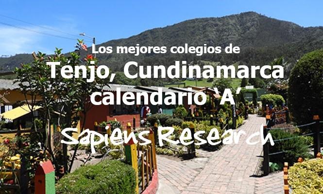 Los mejores colegios de Tenjo, Cundinamarca calendario 'A'