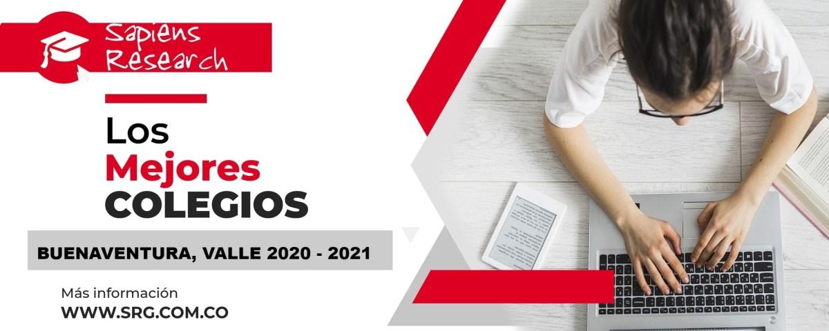 Ranking mejores Colegios-Buenaventura, Valle, Colombia 2020-2021