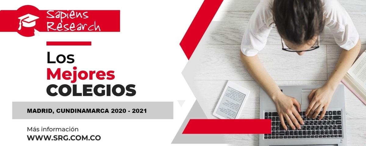 Ranking mejores Colegios-Madrid, Cundinamarca, Colombia 2020-2021