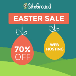 siteground-easter-sale