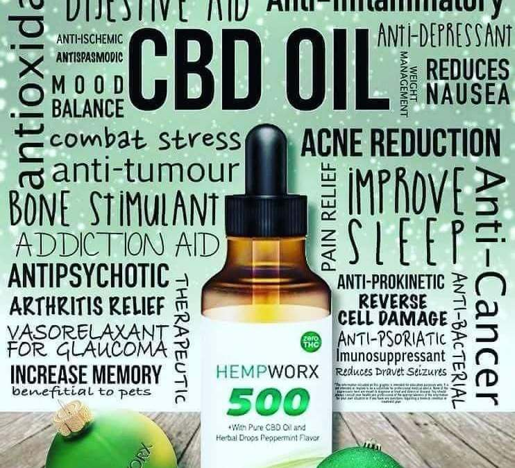 We All Need CBD Oil!