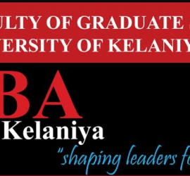 Kelaniya University MBA