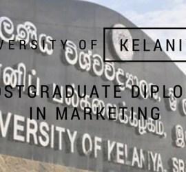 Postgraduate Diploma in Marketing