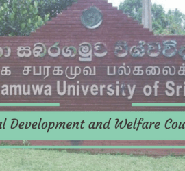 Social Development and Welfare