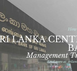 Central Bank Management Trainee