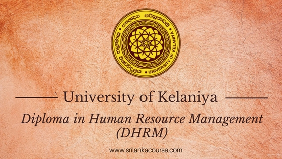 Human Resource Management Course in Sri Lanka