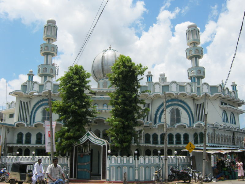 beautiful masjid lanka