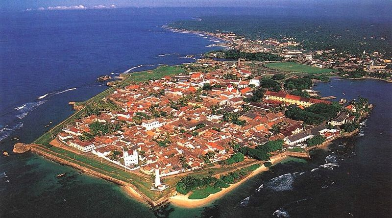 dutch galle fort