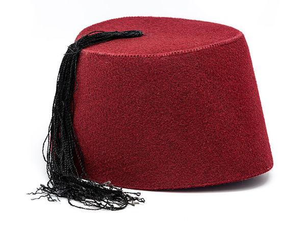 turkish fez cap