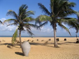 negombo west beach
