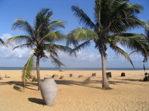 negombo west beach