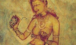 Sigiriya - paintings