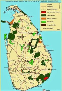 Sri Lanka National Parks