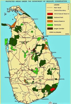Sri Lanka National Parks