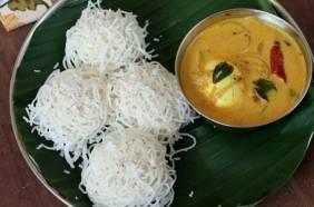 Sri Lankan foods, String hoppers