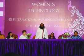 Women and Technology: International Women's Conference