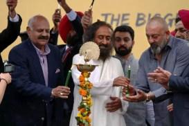 आर्ट ऑफ लिव्हिंगच्या 'व्यसनमुक्त भारत' अभियानाची सुरुवात | Launch of Art of Living's Drug Free India Campaign