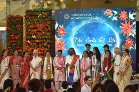 Girl Child and Environment take centre stage at the 9th International Women's Conference