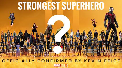 Strongest Superhero