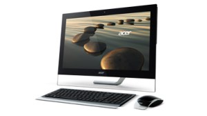Slim PC All in One