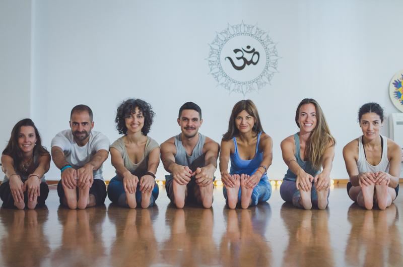 Fotografia yoga profesores espaciodeyoga