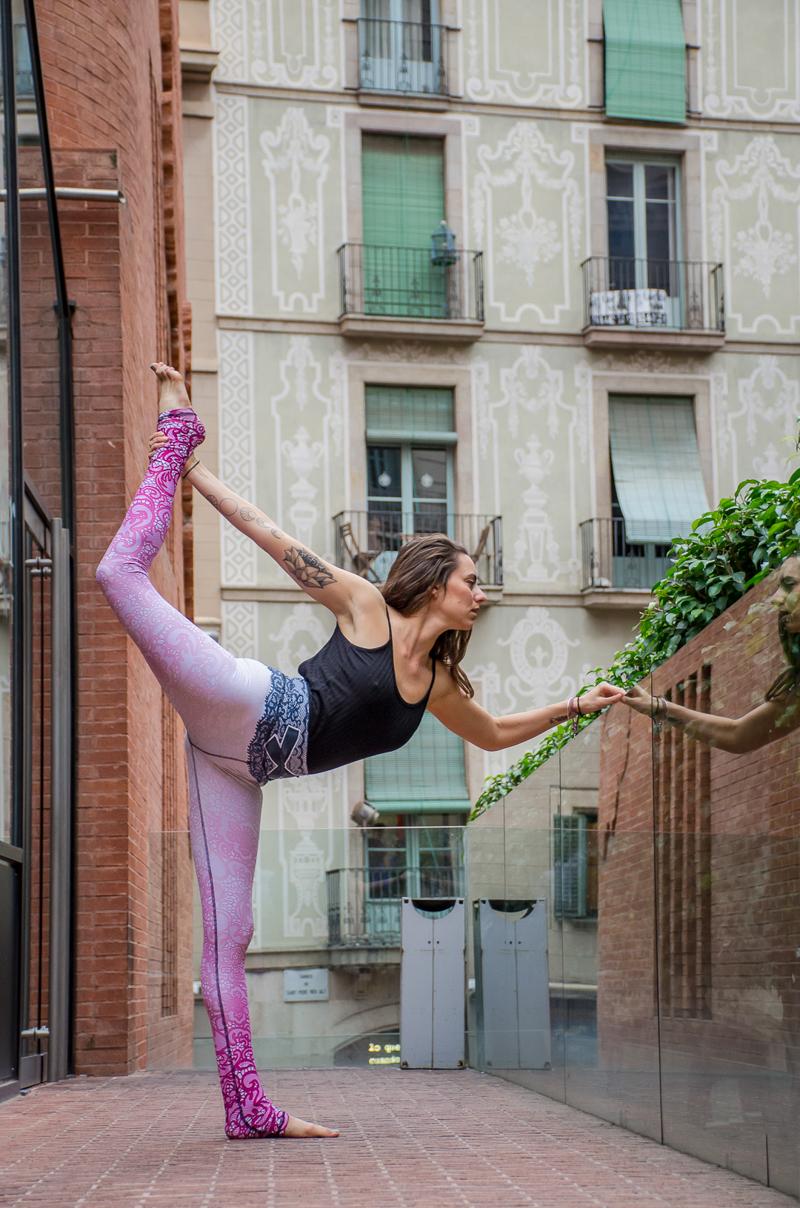 Fotografia yoga Barcelona