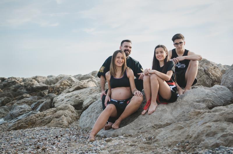 Fotos en familia Vilanova i la Geltru