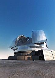 ESO ELT - European Extremely Large Telescope
