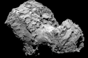 ESA: Cometa 67P/Churyumov-Gerasimenko