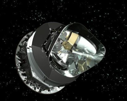 ESA Planck in the Space