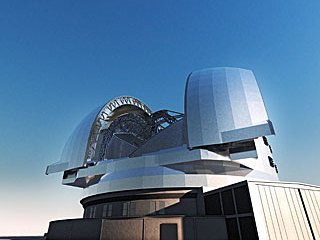 ESO ELT Extremely Large Telescope