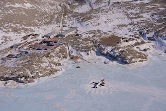 Baia Terra Nova Antartide