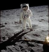 moon buzz aldrin nasa