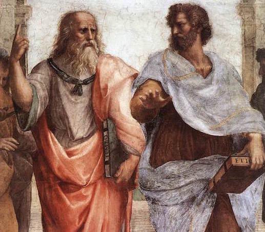 Scuola_Atene_Raffaello_Platone_Aristotle